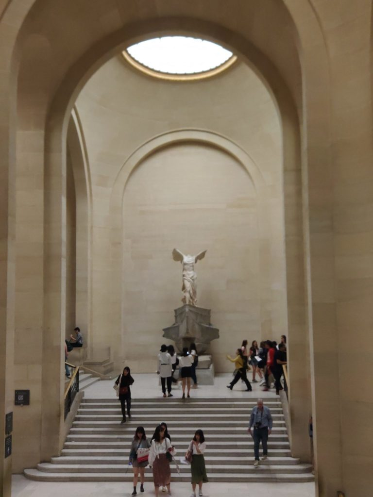 Paris Louvre - Winged Victory of Samothrace