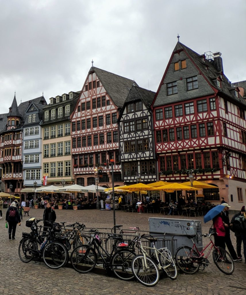 Frankfurt new Old Town