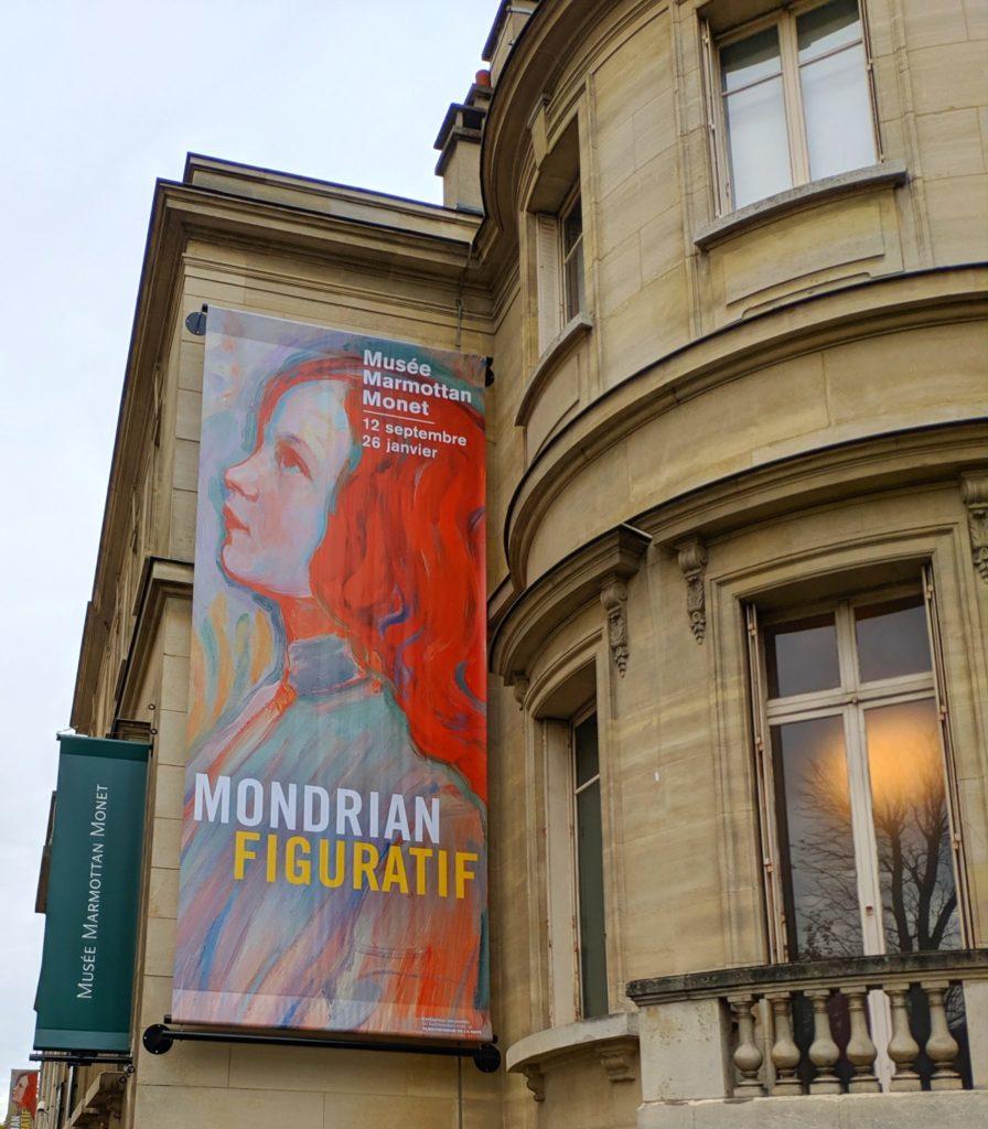 Museum Marmottan Monet building in Paris