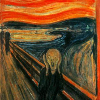 Scream by Edvard Munch - Scandinavia, Norway