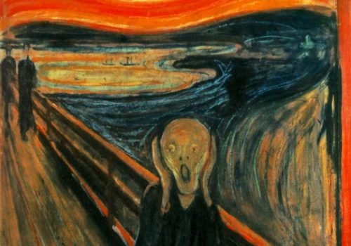 Scream by Edvard Munch - Scandinavia, Norway