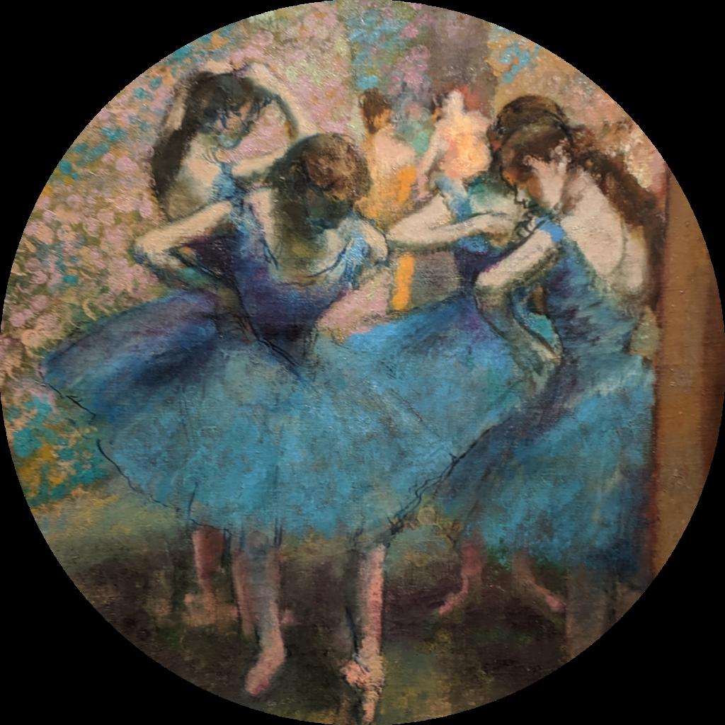Degas_Parisian Portraits