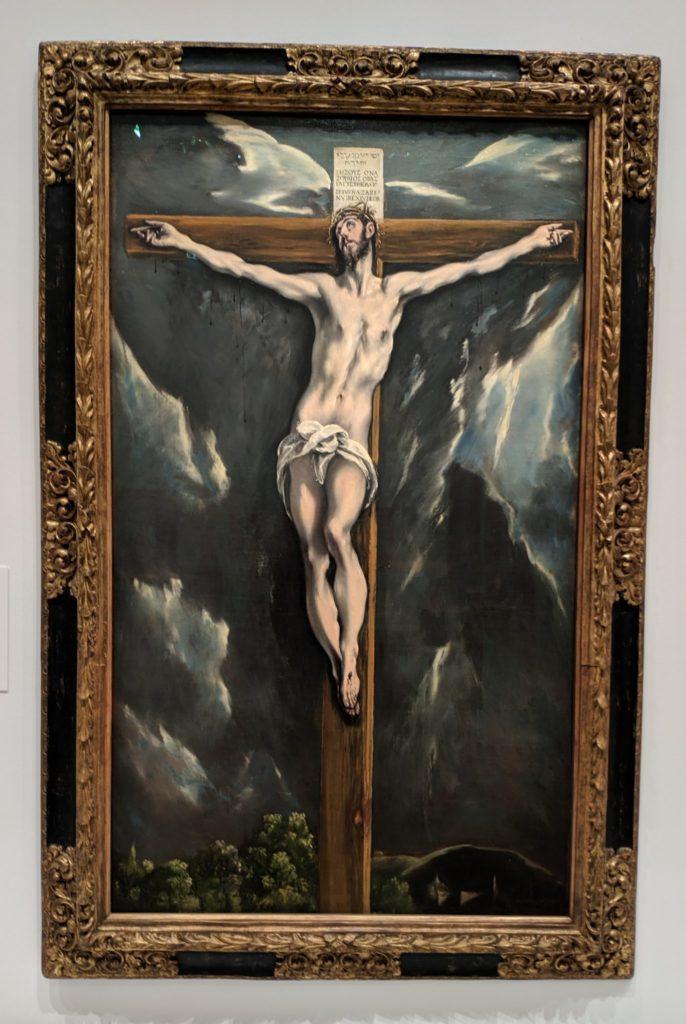 Parisian Portraits - El Greco_1