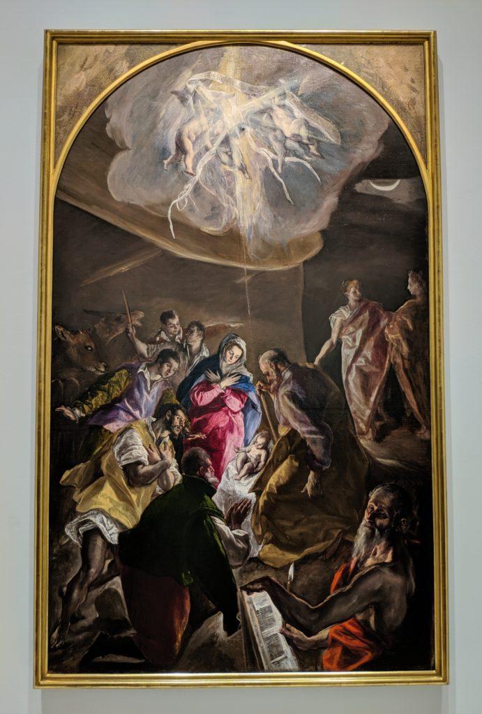 Parisian Portraits - El Greco_2