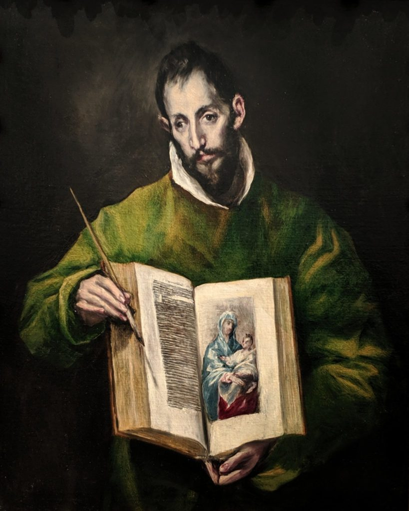 Parisian Portraits - El Greco_4