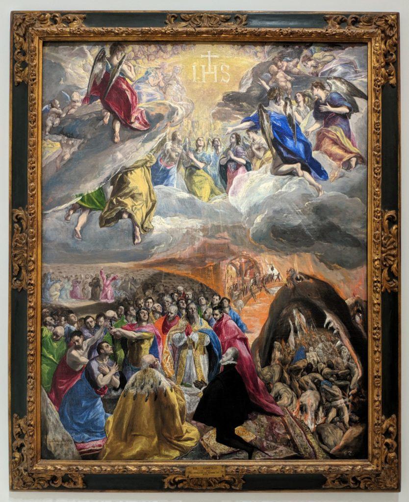 Parisian Portraits - El Greco_7