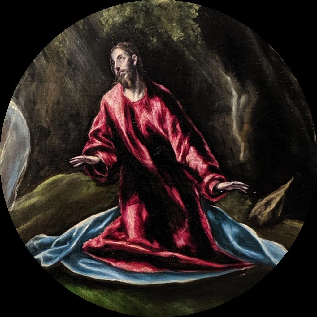 Circle - El Greco
