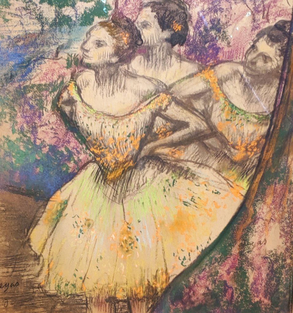 Parisian Portraits - Degas_#1