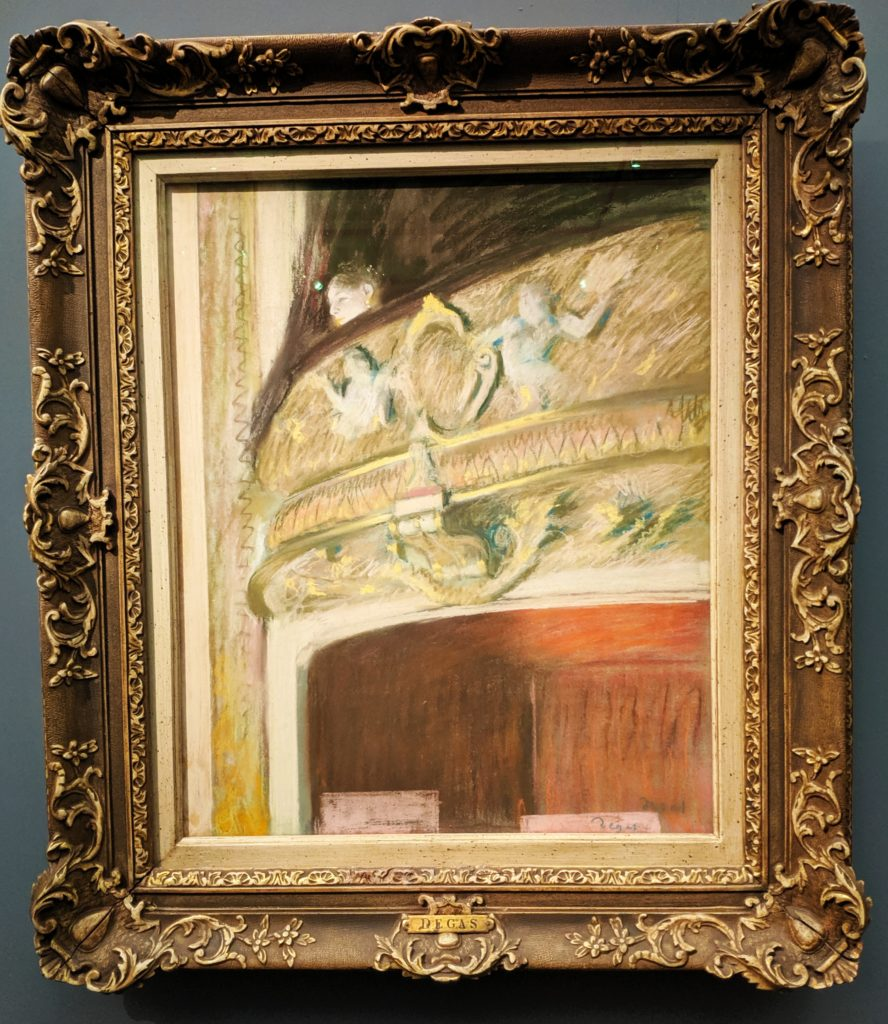 Parisian Portraits - Degas_#2