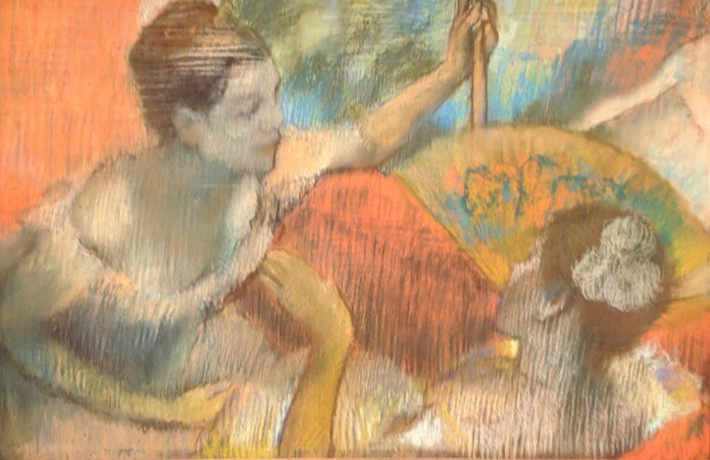 Parisian Portraits - Degas_#3