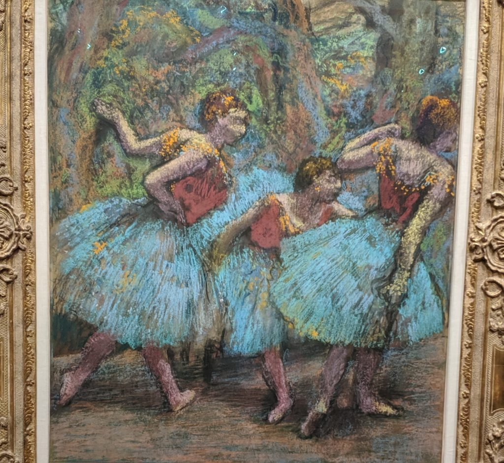 Parisian Portraits - Degas #4