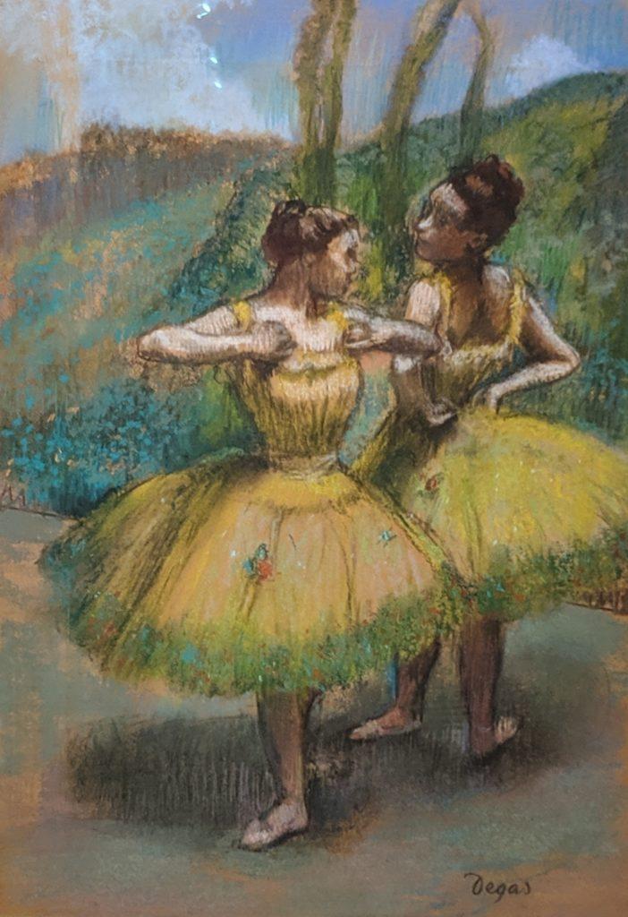 Parisian Portraits - Degas #5