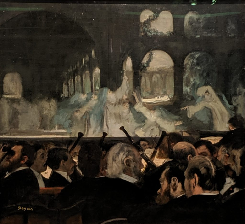 Parisian Portraits - Degas #7