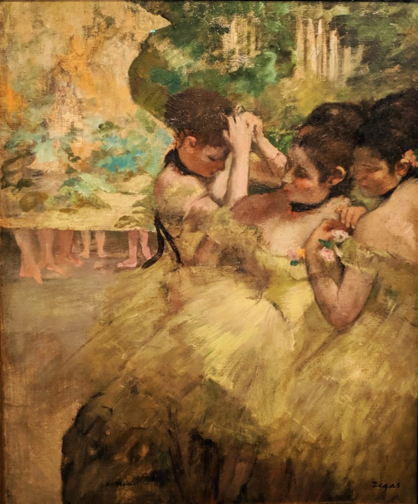 Parisian Portraits - Degas #8