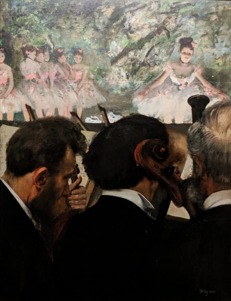 Parisian Portraits - Degas #9