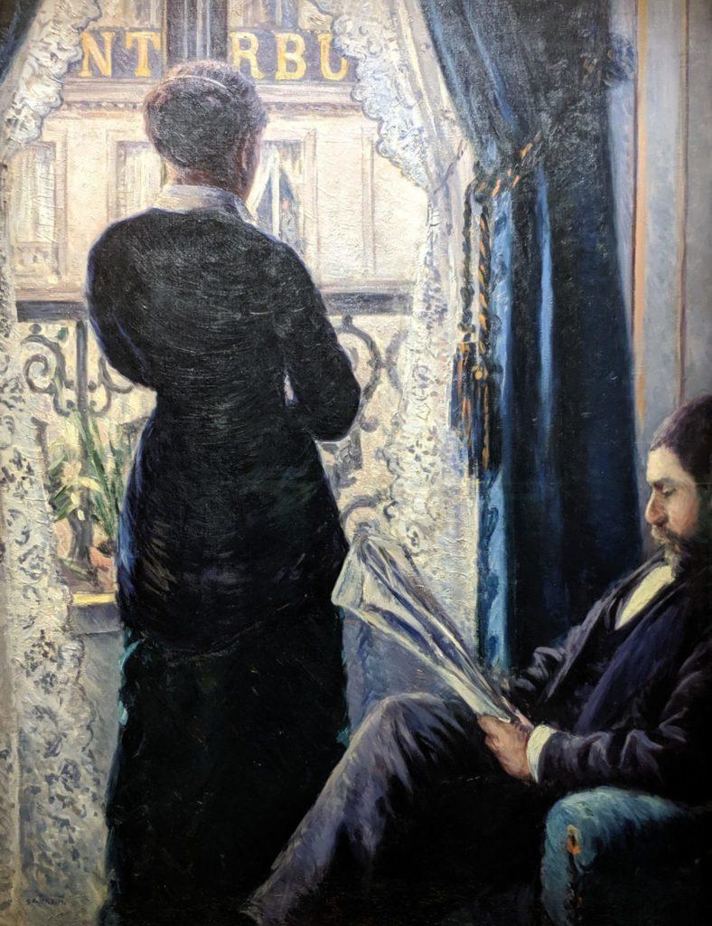 Impressionist - Caillebotte, Interior