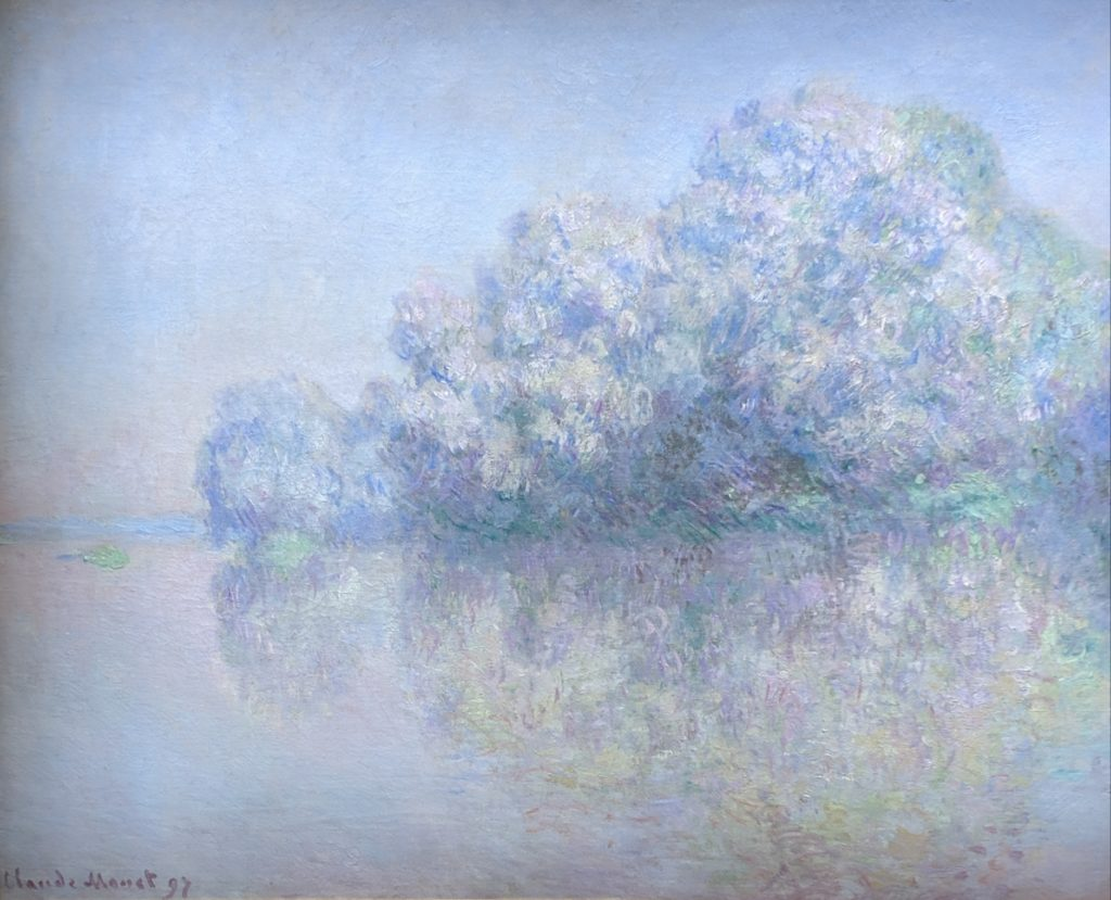 Private Collection - Monet - Island of Nettles