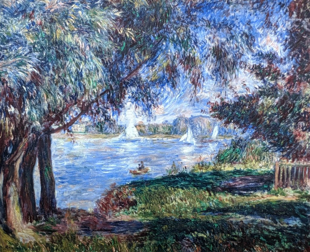 Private Collection - Renoir - Bougival