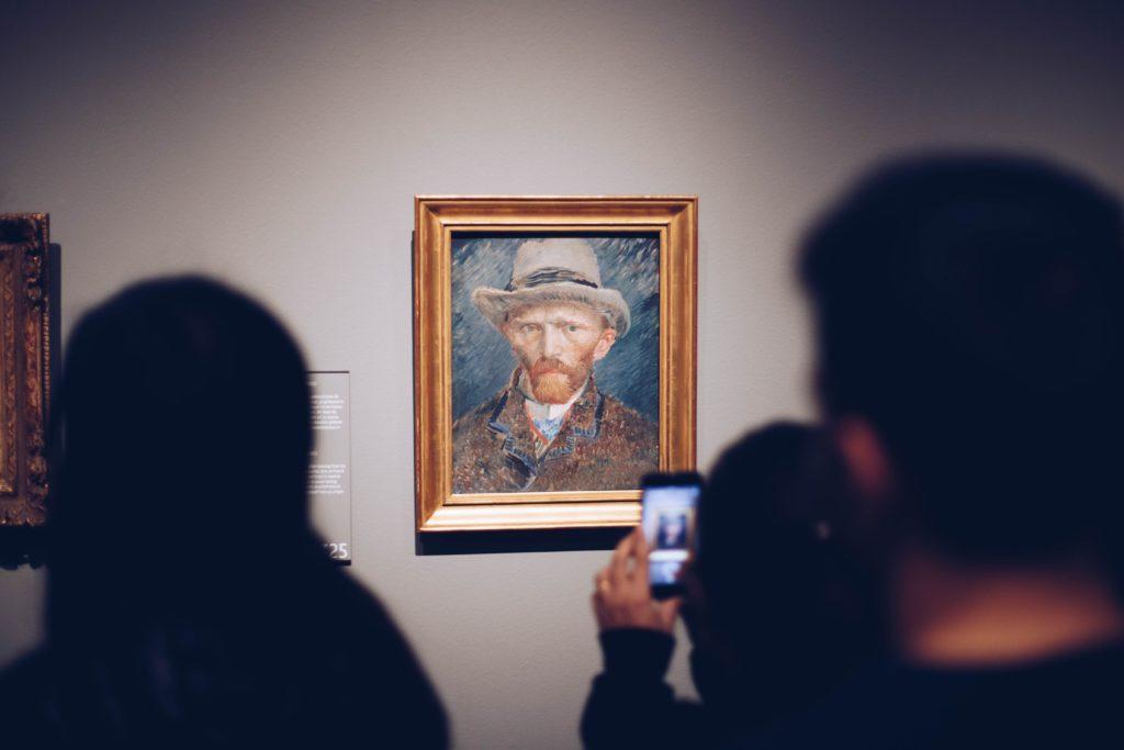 Podróżowanie - Van Gogh
