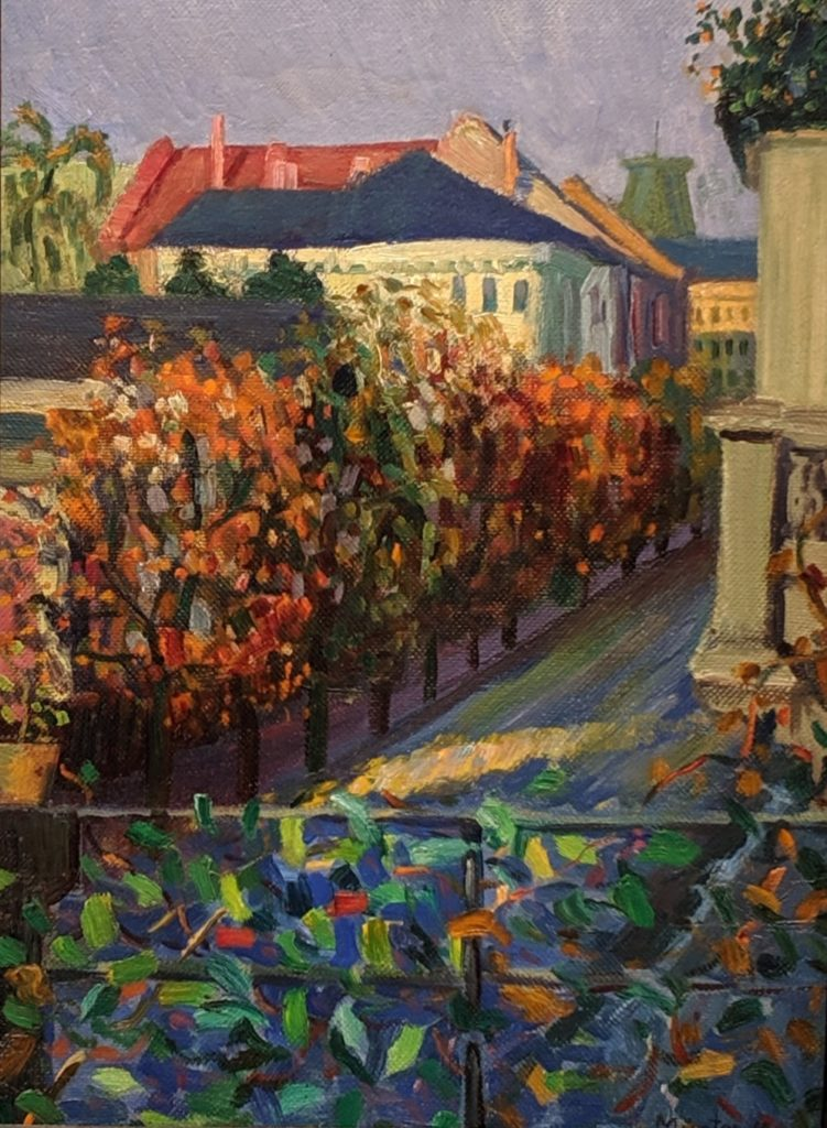 Munter, Thyssen