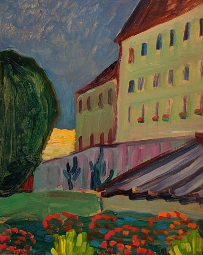 City Munter, Thyssen