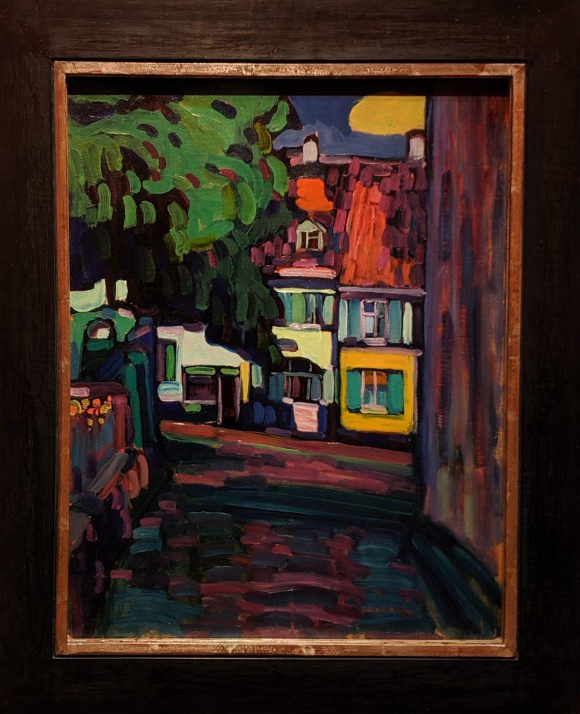 Thyssen painting