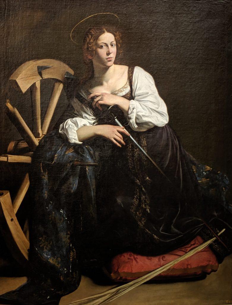 Caravaggio Thyssen