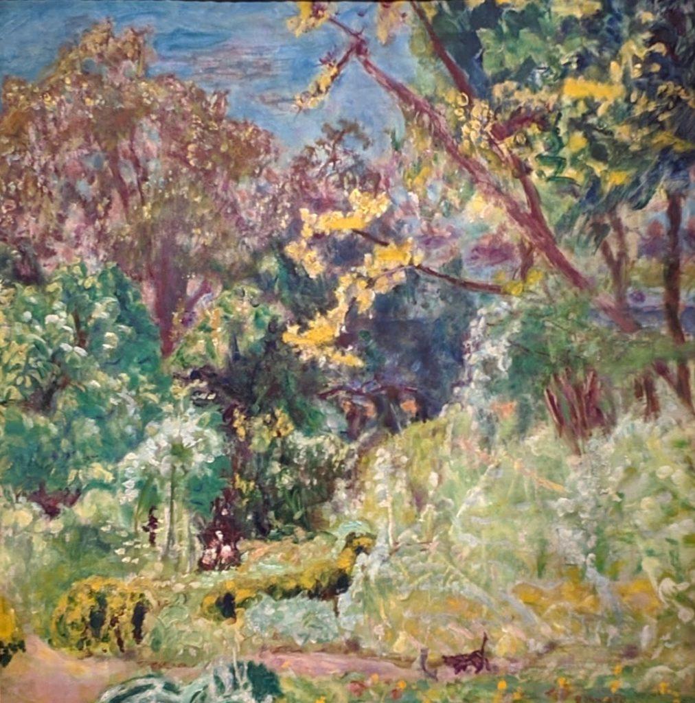 Bonnard,Thyssen