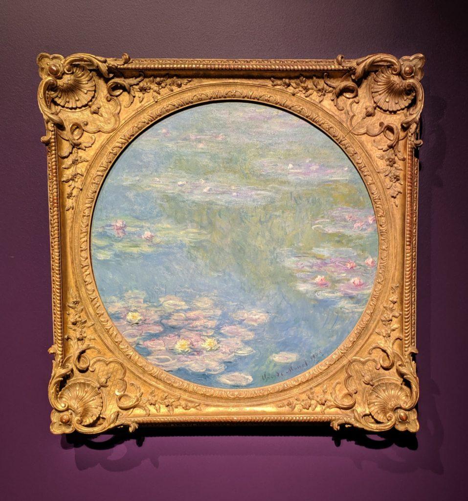 """Monet, """"Water-Lilies"""" (1908)"""