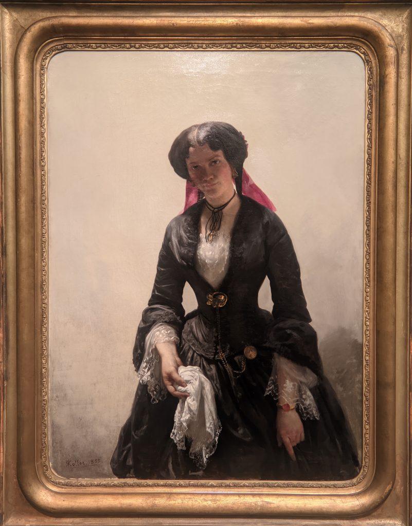Expressionism, portrait