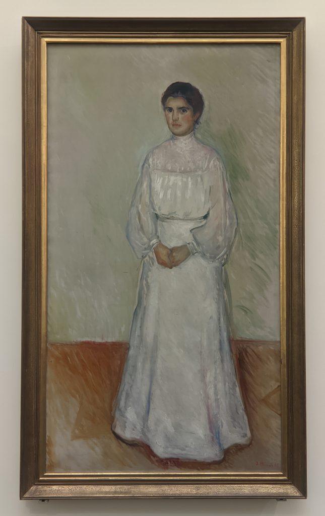 Expressionism, Portrait of Ellen Warburg