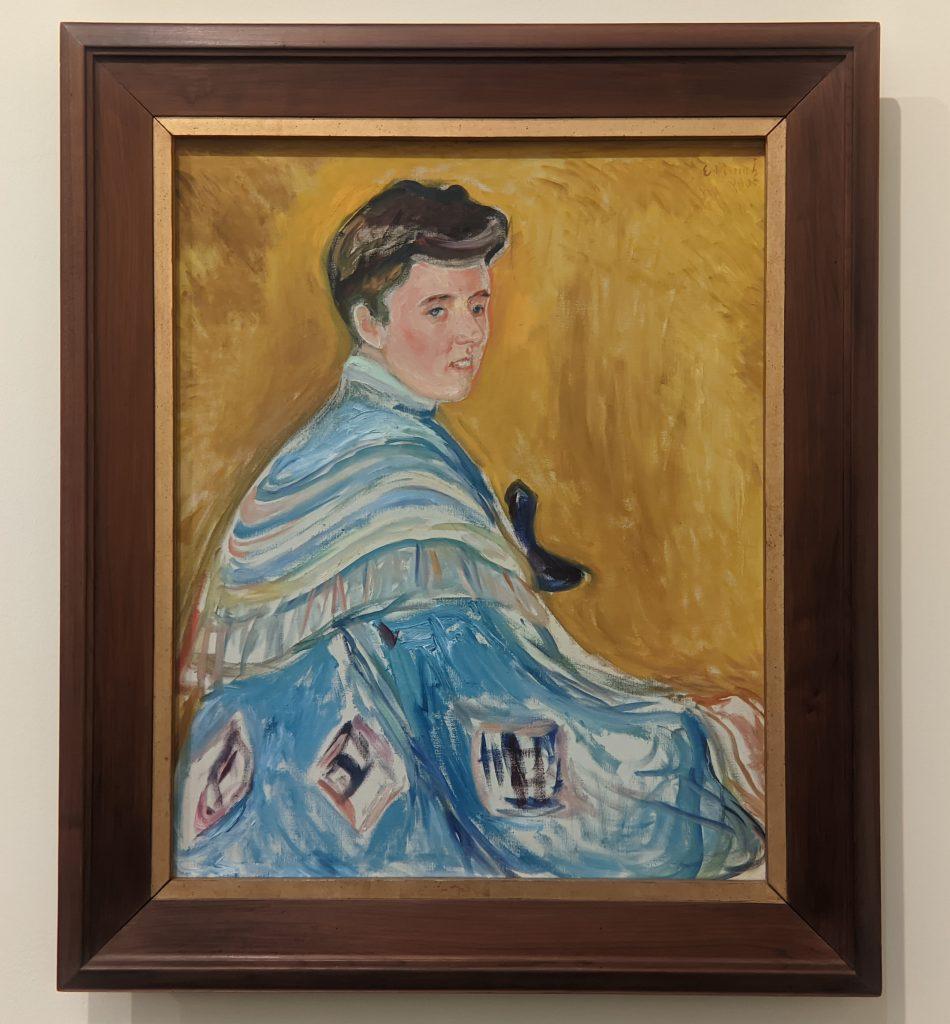 Expressionism, Portrait of Hanni Esche
