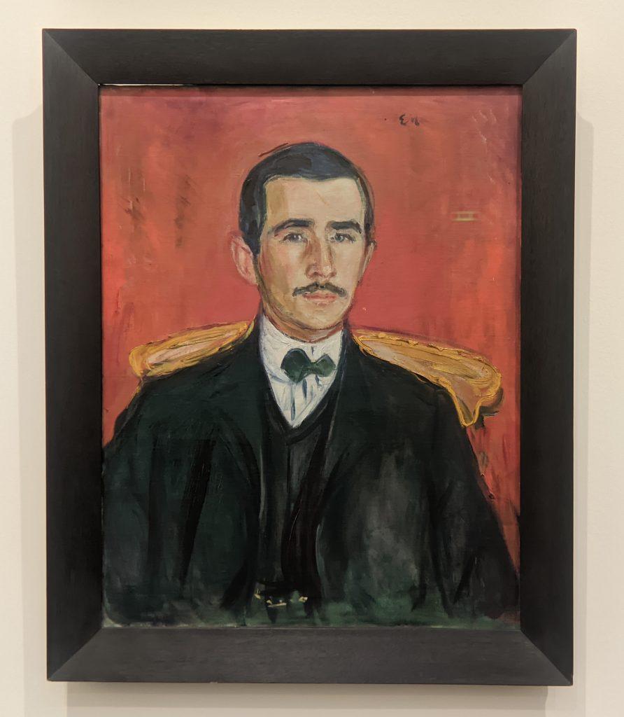 Expressionism, Portrait of Herbert Esche