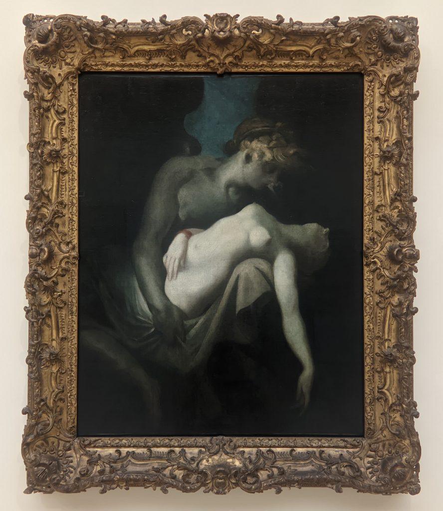 Expressionism, Amor und Psyche