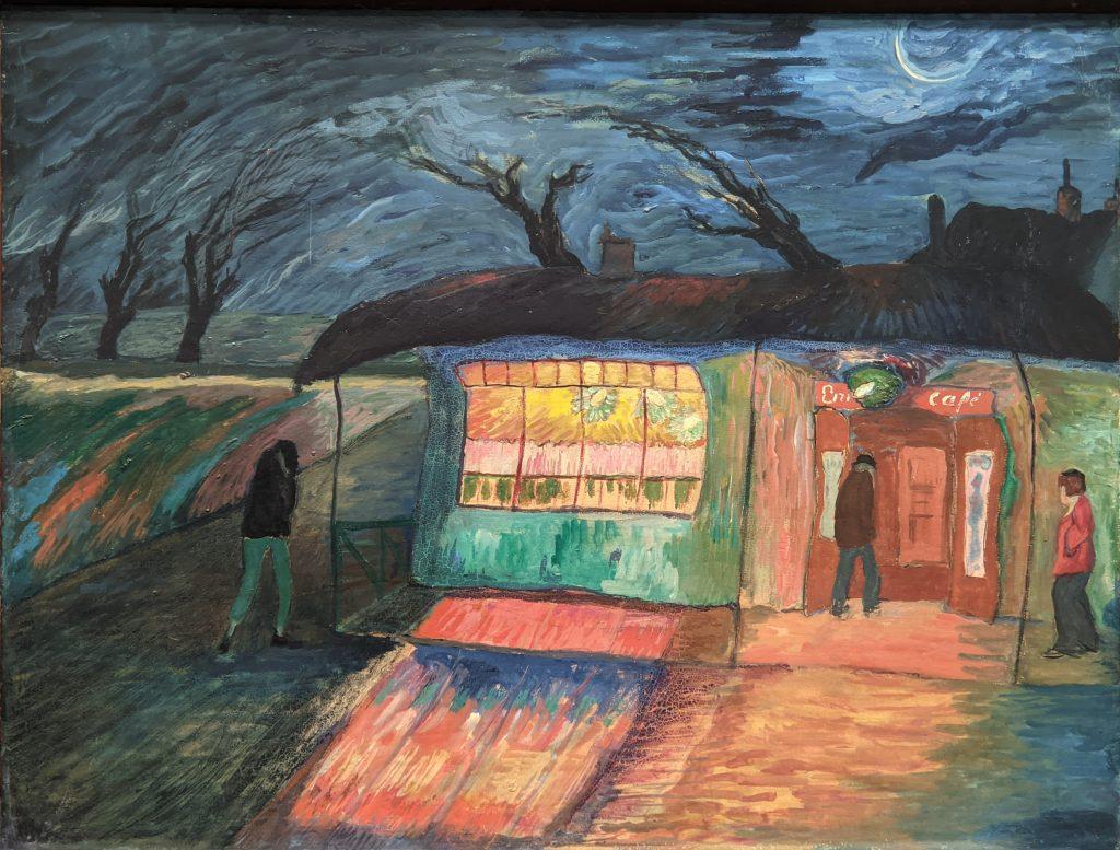 Stormy Night, Empressionism